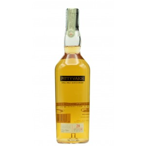 WHISKY PITTYVAICH 25 ANNI NATURAL CASK STRENGHT DISTILLED 1989