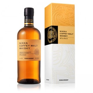 NIKKA COFFEY MALT WHISKY 70 CL 45°